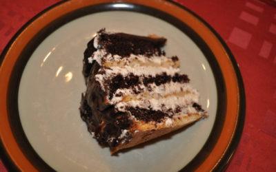 Succès aux  amandes marrons et chocolat et autres gâteaux de fêtes !