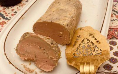 L'excellent foie gras de Jannette