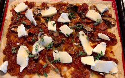 Idées de pizzas ….