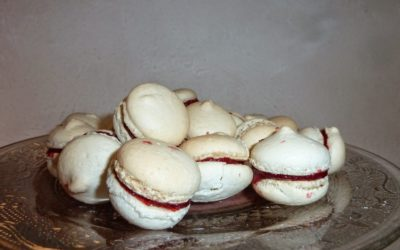 les macarons de Martine W